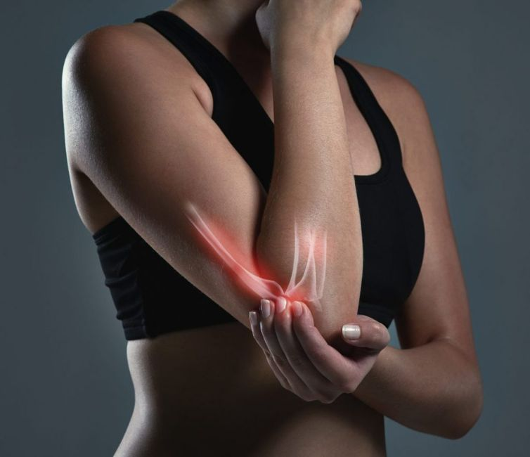 elbow plica