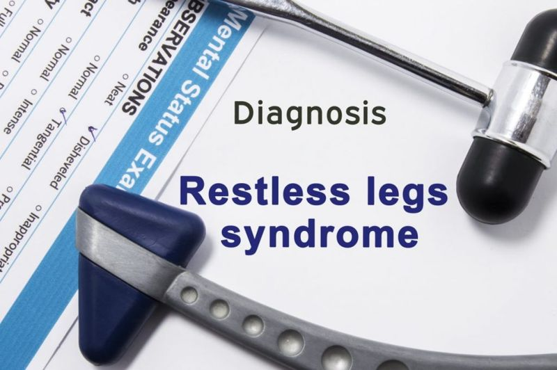 restless legs dyssomnia