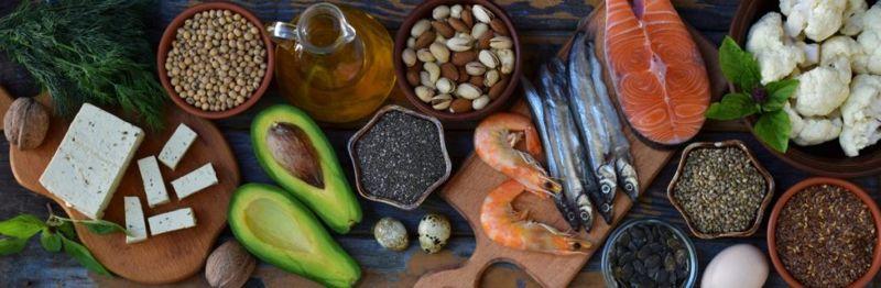 heart health pescatarian diet
