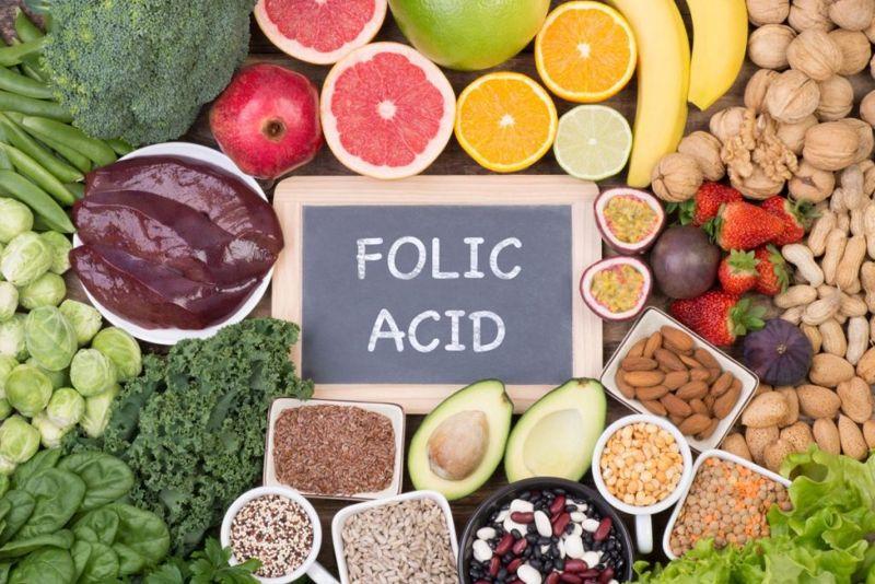 folic acid Anencephaly