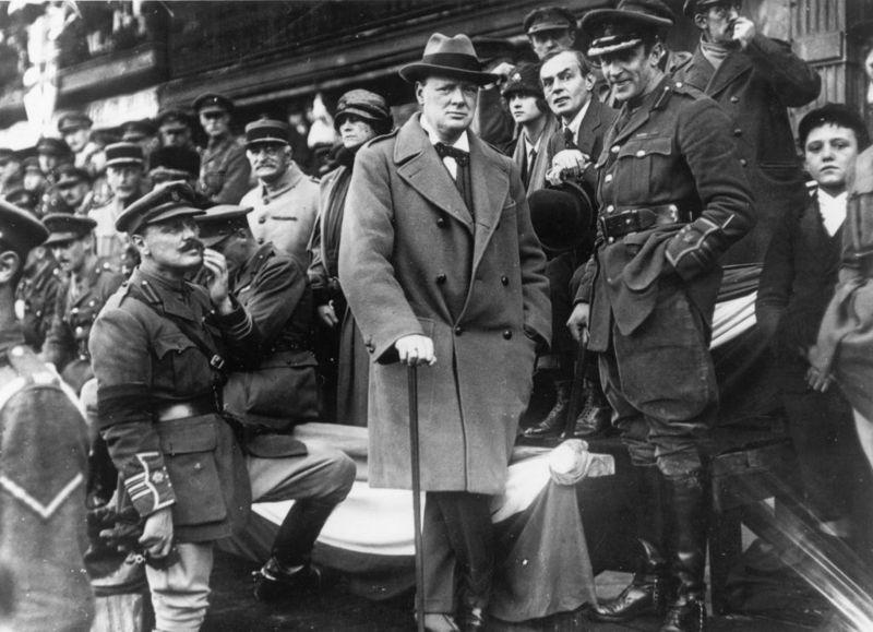 world war Winston Churchill