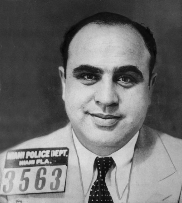 legacy Al Capone