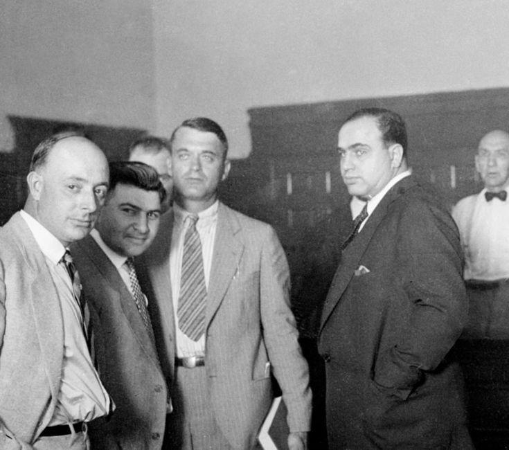 justice Al Capone