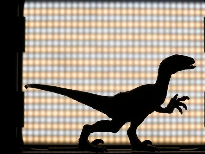 velociraptors movies