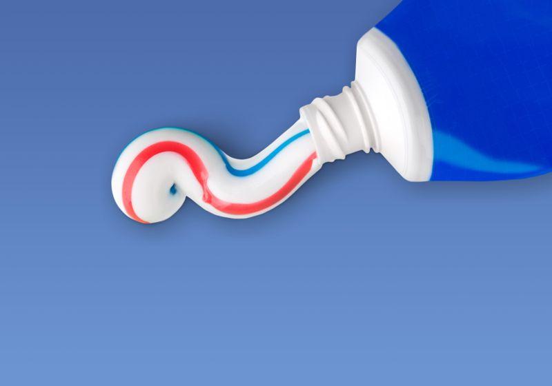 toothpaste hickey