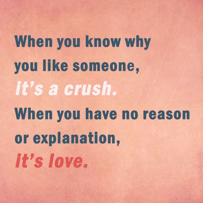 crush or love quotes