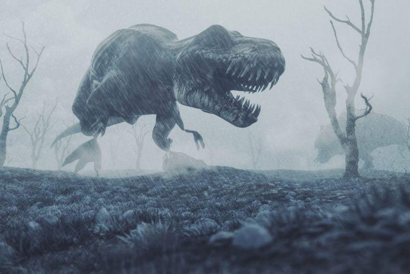 theories of extinction dinosaurs