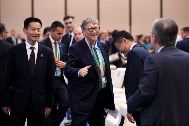 Bill Gates arrest