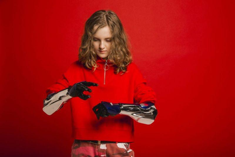 motorized prosthetics