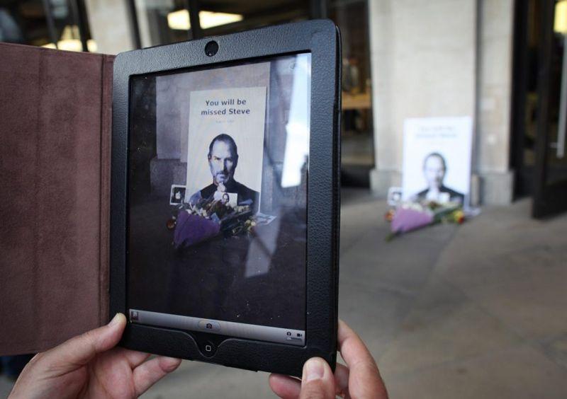 Steve Jobs death cancer