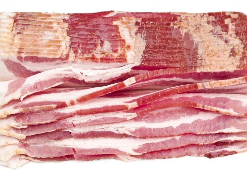 Nutrients in Bacon