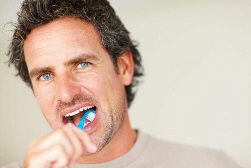 brushing health benefits