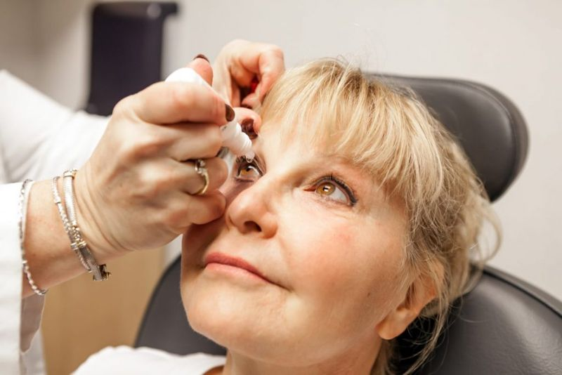prevent Eye discharge
