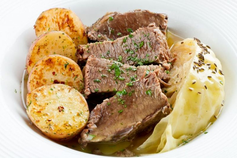 meals St. Patrick's Day