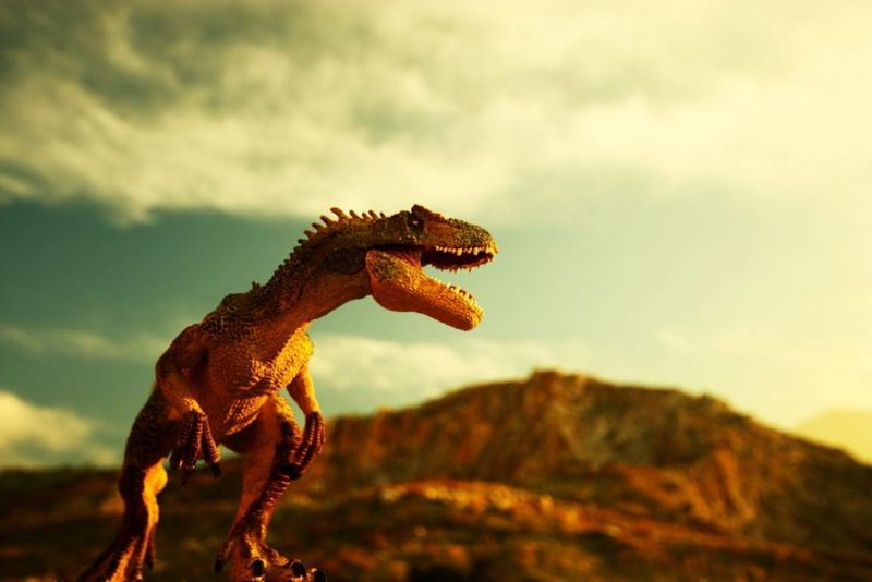 extinction dinosaurs