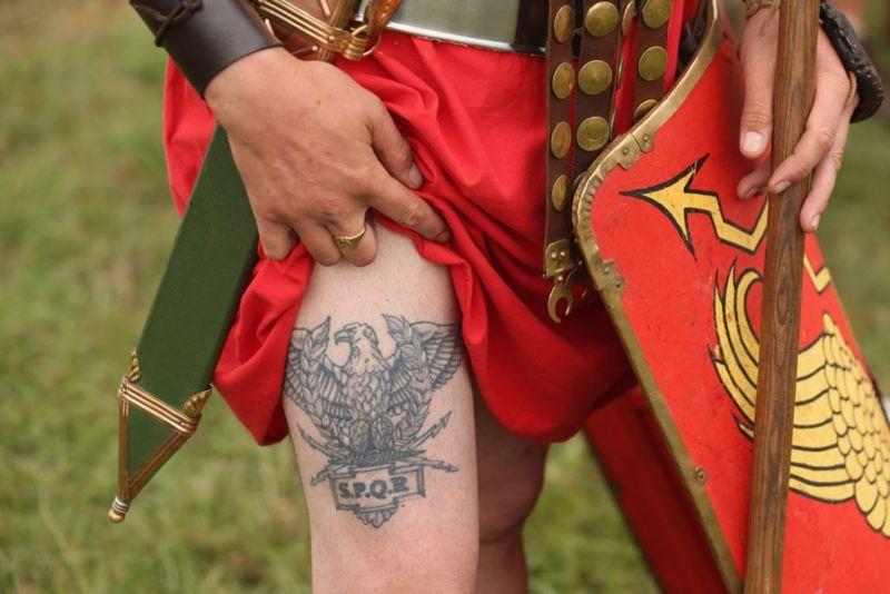 shame History of Tattoos