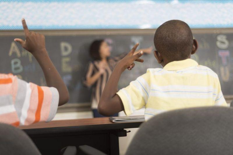 discrimination communication sign language
