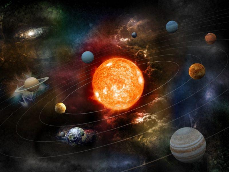 Big Bang planets