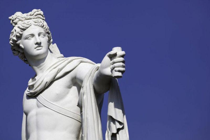 apollo greek gods