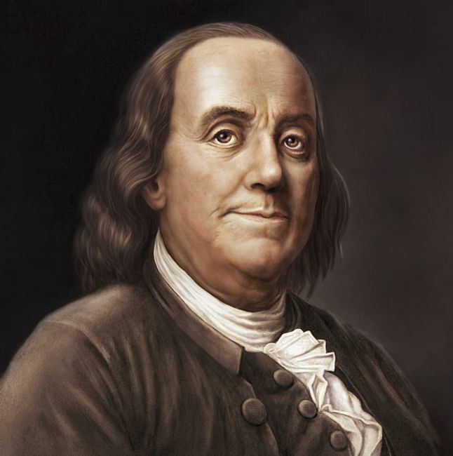 franklin Founding Fathers