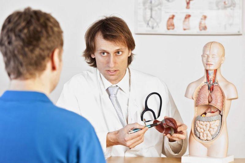 false positive liver issues