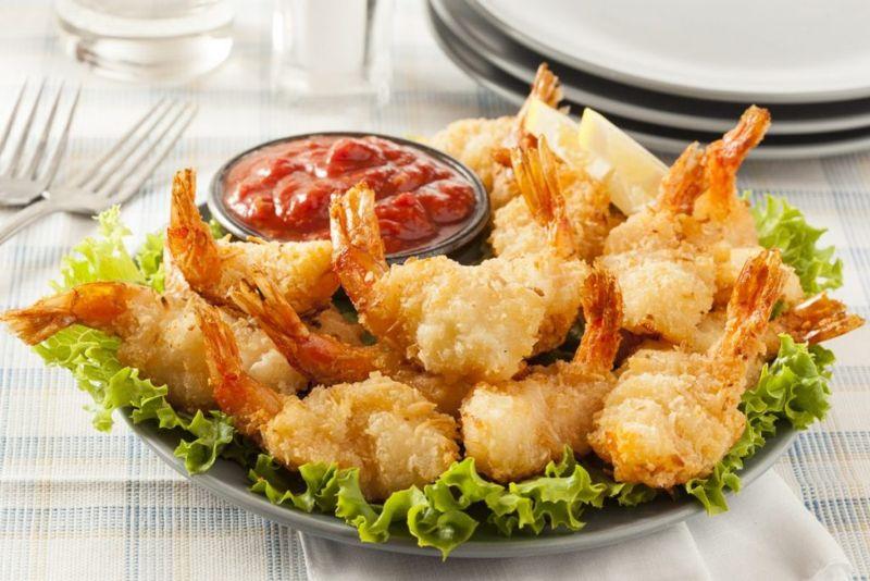 cooking frozen shrimp