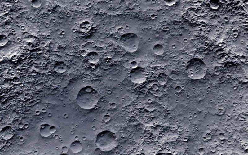 meteors moon