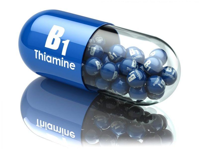 thiamine Maple syrup urine disease