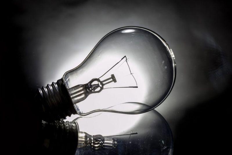 Thomas Edison light bulb