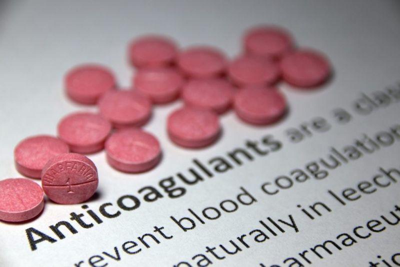 Anticoagulants Blood Tests