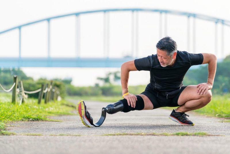 features prosthetics foot create
