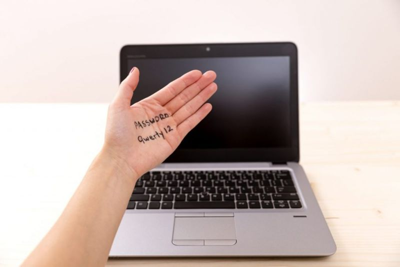 chaning Facebook password