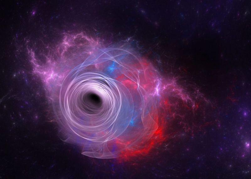 sagittarius black hole