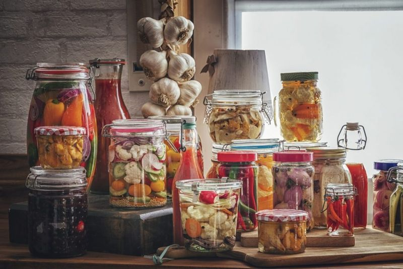 yeast Fermented foods