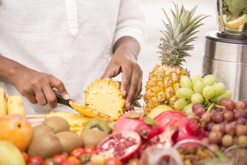 pineapple tips