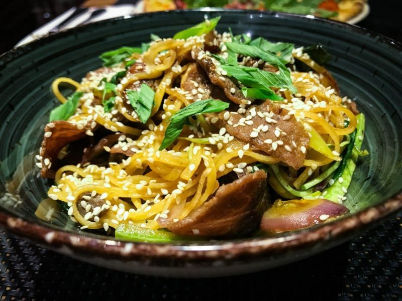 healthy Spaghetti Squash