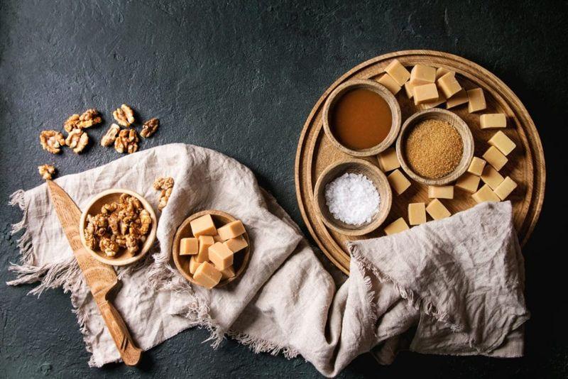 recipes Peanut butter fudge