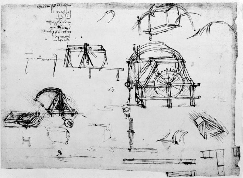 Leonardo da Vinci science