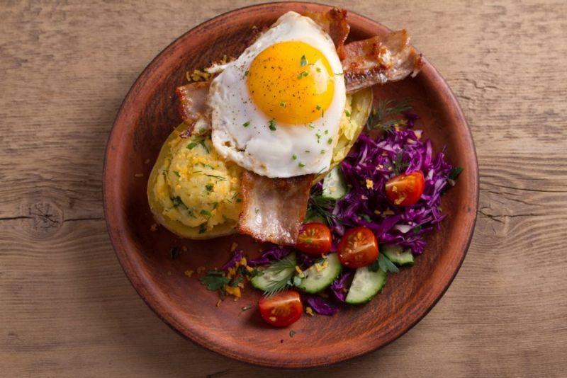 Health-Conscious Bacon