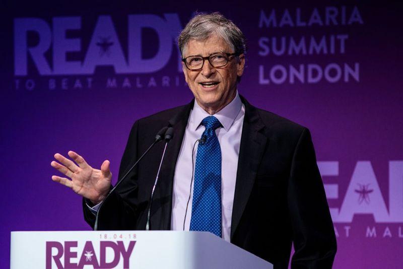 Bill Gates bestselling author