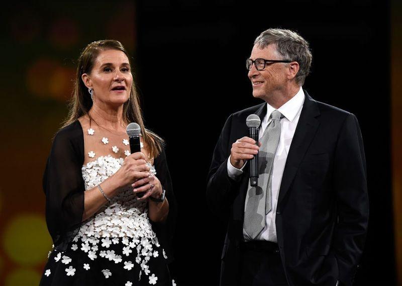 Bill Gates philanthroper