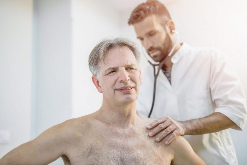 complications Black lung disease