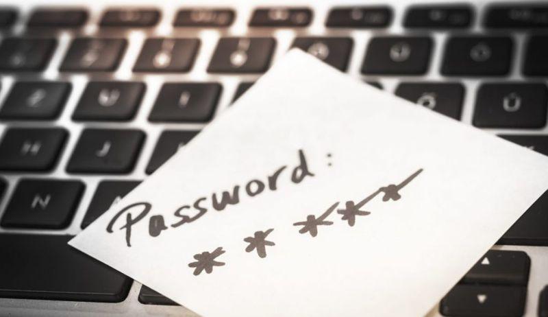 changing Facebook password