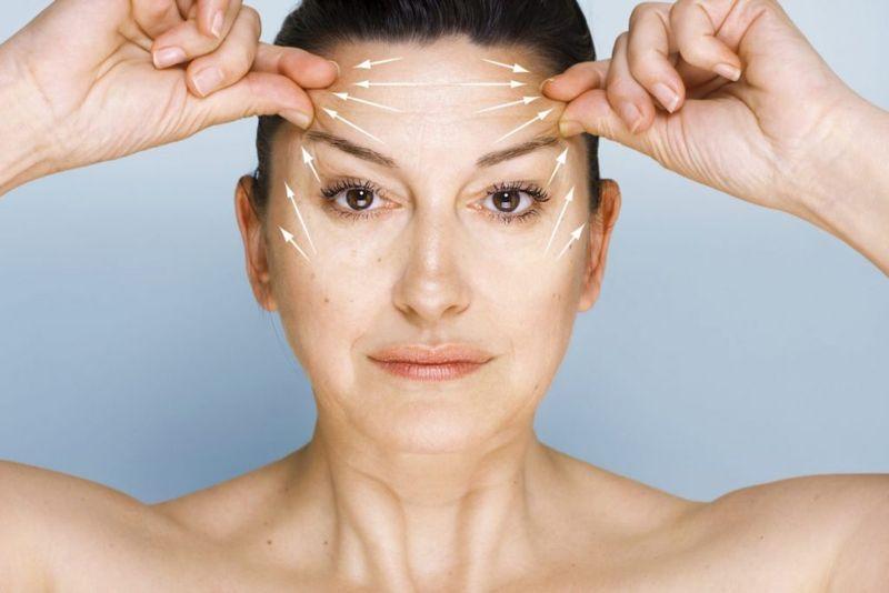plastic surgery forehead