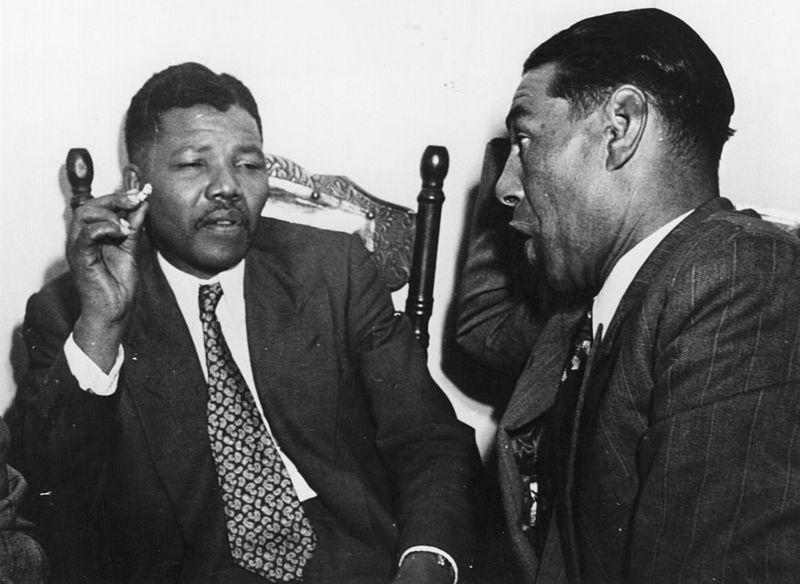 Nelson Mandela congress
