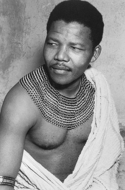 Nelson Mandela politcal views