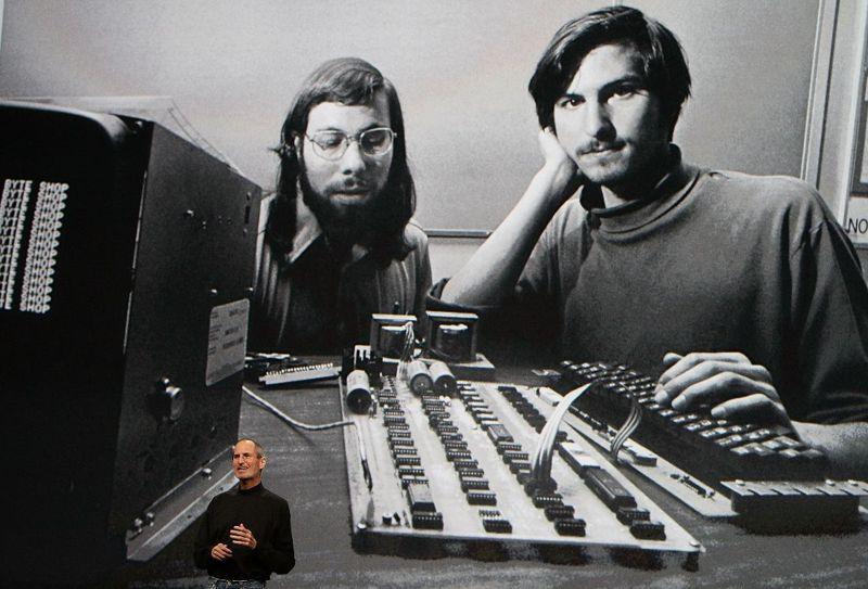 creating apple steve wozniak Steve Jobs