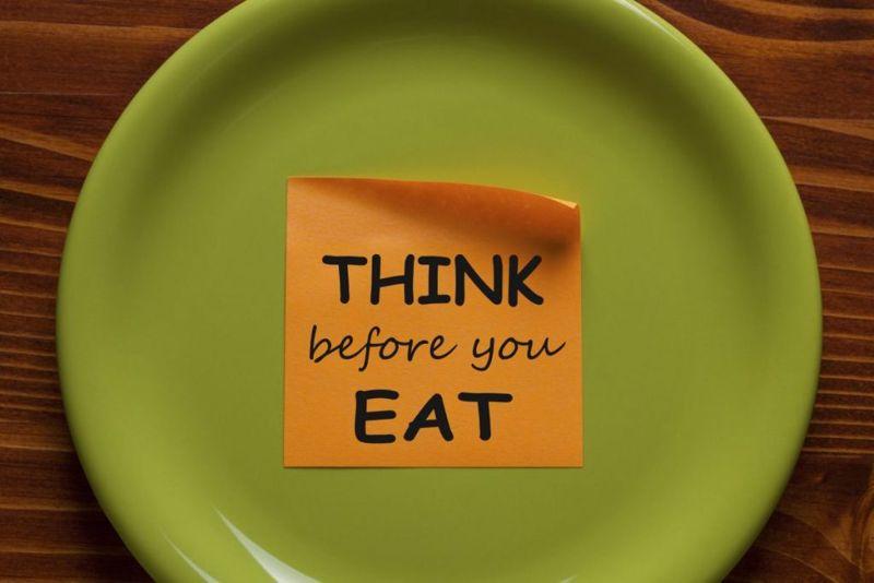 mindfulness food diary