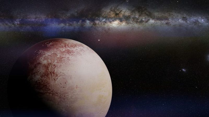 lonely planet pluto