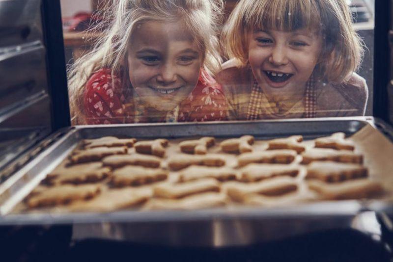 how long to bake sugar cookies